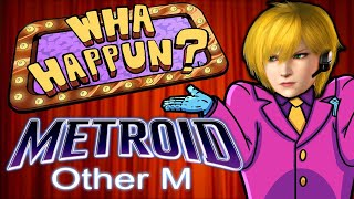 Metroid Other M - What Happened?