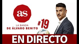 EN DIRECTO ALVARO BENITO   CLÁSICO, pronóstico, Vinicius, Ansu...   DIARIO AS