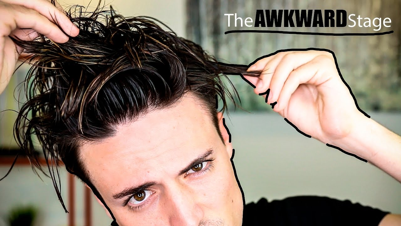 Growing Out Your Hair | How to Deal With the Awkward Stage