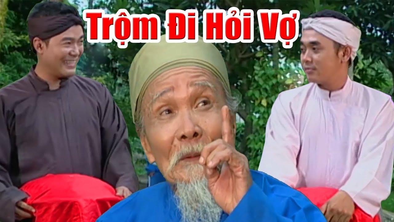 Hai Tên Trộm Trổ Tài Đi Hỏi Vợ - Phim Cổ Tích Việt Nam Hay Nhất, Chuyện Cổ Tích Dân Gian