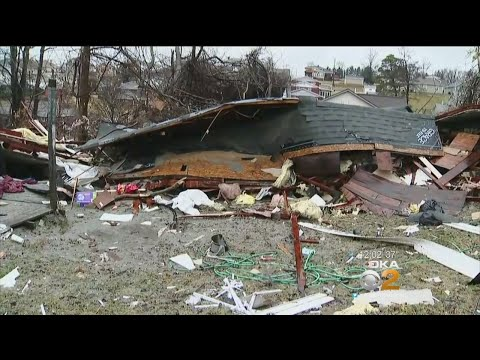 NWS Officials To Survey Uniontown Storm Damage