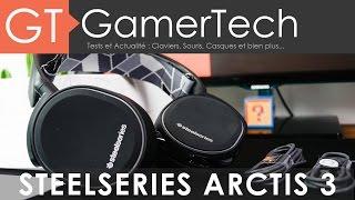 SteelSeries Arctis 3 - Unboxing & Test [FR] - Une alternative à l