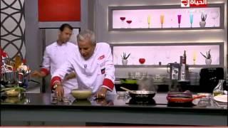 برنامج المطبخ – البصارة باللحم المفروم – الشيف يسرى خميس – Al-matbkh