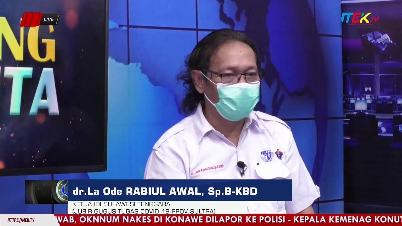 Kondisi Covid-19 Dan Vaksin di Sulawesi Tenggara