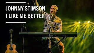 Johnny Stimson - I Like Me Better Live at Sky Avenue