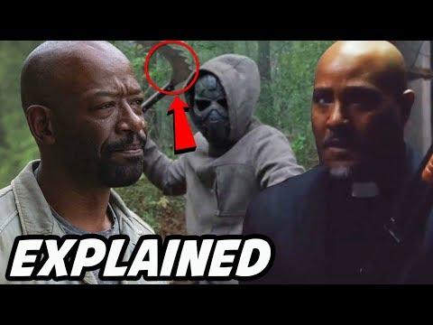 'Gabriel Certain Brutal Death & Morgan Shocking Return!?' The Walking Dead Season 10 Finale Trailer