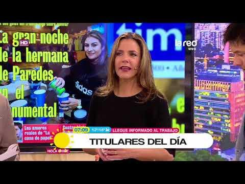 Hola Chile Programa Completo Miércoles 16 de Mayo 2018