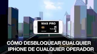 CÓMO DESBLOQUEAR iPHONE 7 SE 6S 6 5S 5 DE CUALQUIER OPERADOR