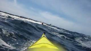 Kayaking Inishkea North - 2