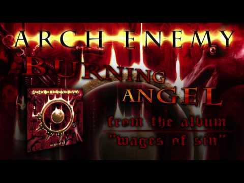 ARCH ENEMY - Burning Angel (Album Track)