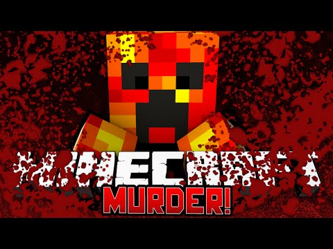 Minecraft: THE PERFECT MURDER! - w/Preston, JeromeASF, HuskyMudKipz, PeteZahutt & Ashley!