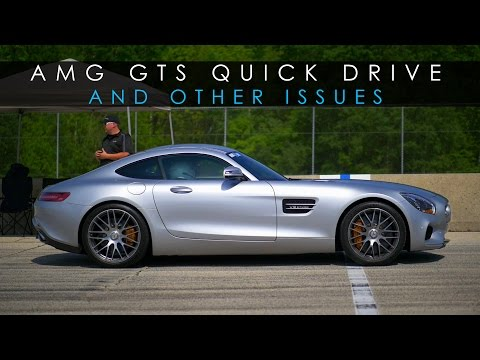 Mercedes AMG GTS - The Good and Bad of Modern Cars