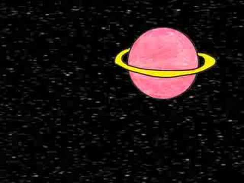 Saturn Rings - Electrocute