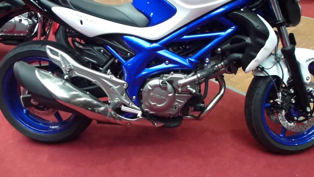 Suzuki Gladius Hp