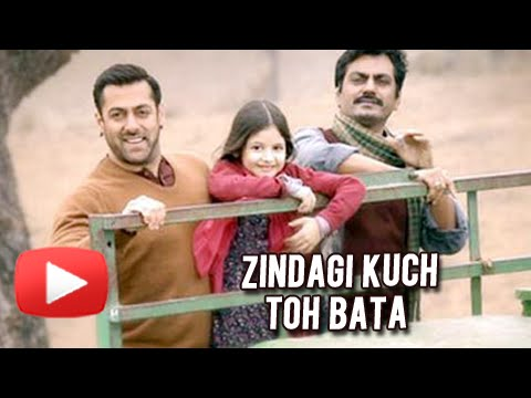 Zindagi Kuch Toh Bata VIDEO Song OUT | Salman...