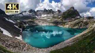 Great lakes of Kashmir | 4K | Travel Video
