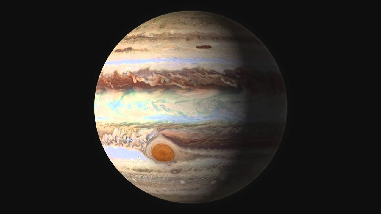 Jupiter Is Changing, Hubble Telescope Sees - YouTube - photo#33