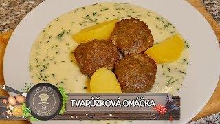Tvarůžková omáčka - Cheese sauce