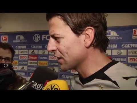 FC Schalke 04 - BVB: Stimmen zum Spiel mit Weidenfeller und Watzke