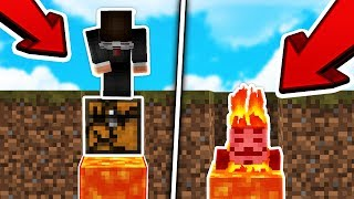 HOW DO THEY NOT SEE LAVA!? (Minecraft Catching Hackers)