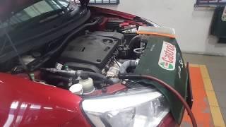 Service Proton Saga CVT 2019