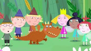 Ben and Holly's Little Kingdom    Happy Halloween!   45 Minutes   HD Cartoons for Kids