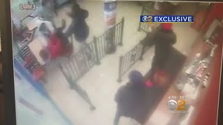 Exclusive: Video Of Fight Moments Before Girl Shot