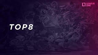 Super Smash Bros - TOP 8 - PLAYER 7 x KOWALSKI - League One 2018