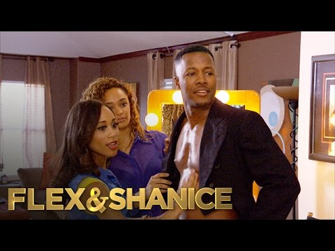 What Did Shanice Walk In On? | Flex and Shanice | Oprah Winfrey Network