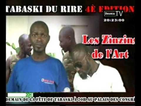 ACCEUIL ZONGO/ENK2K/ZINZINS DE L'ART AU NIGER