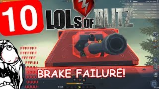 LOLs of Blitz | WoT Blitz Episode 10