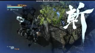 Gameplay of metal gear rising REVENGENCE gameplay on 2gb ram