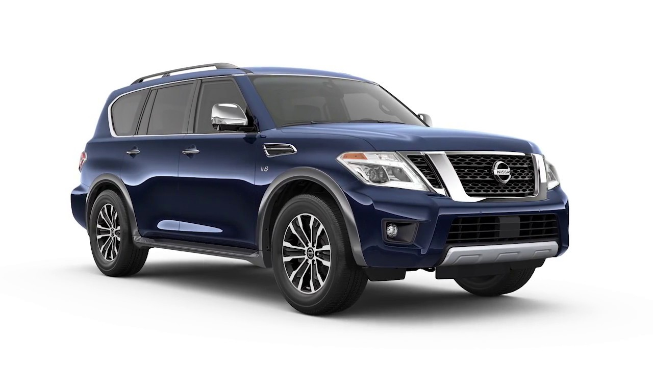 2019 Nissan Armada Mobile Entertainment System Mes If So
