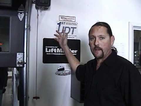 C And M Garage Door Repair Showroom Tour Las Vegas