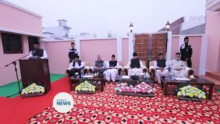 Historic Mosque Inaugurations held in Qadian, India