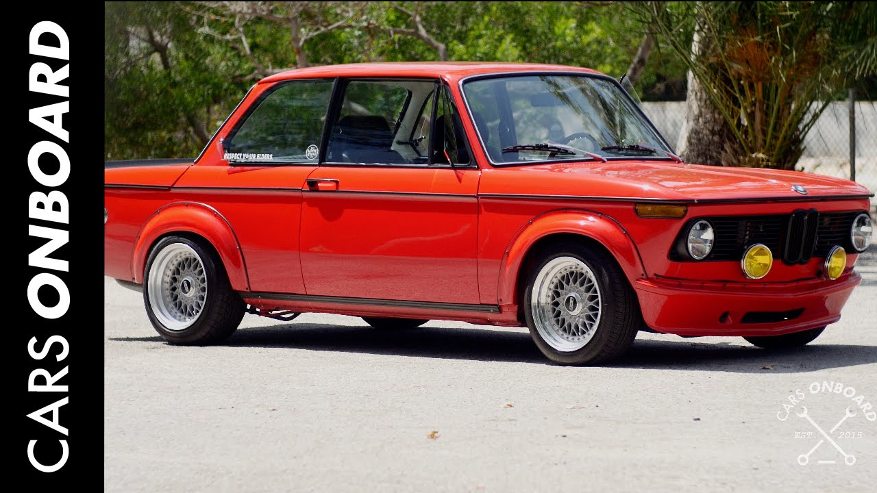 Short Film  1976 Bmw 2002