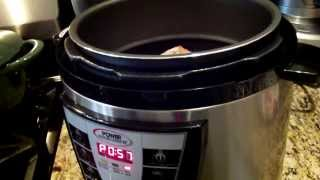 Power Pressure Cooker Xl - Pulled Pork Part 1 (italian Style)