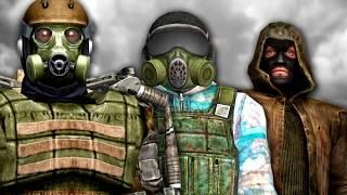 Где скачать игру S T A L K E R война группировок  гайд от хакера