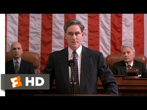 Dave (9/10) Movie CLIP - The Whole Truth (1993) HD