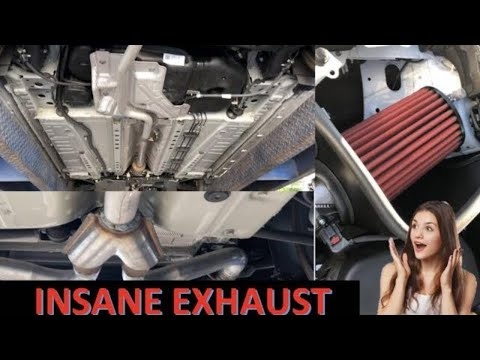 3 TIPS/MODS TO THE BEST SOUNDING EXHAUST! CUSTOM AFTERMARKET EXHAUST! QUAD TIPS