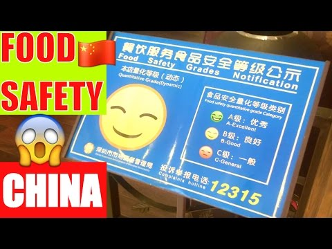 is CHINA FOOD SAFE ??? AMERICAN fast food CHAINS in China