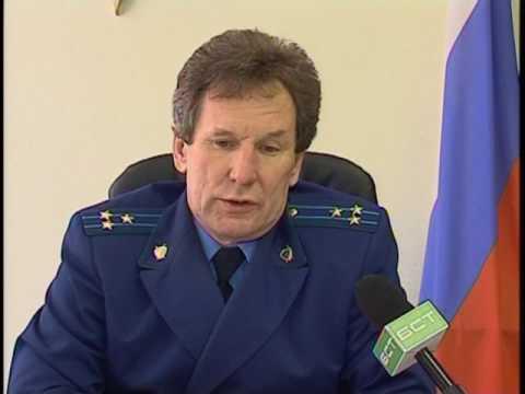 Отправить мэра Вихоревки в отставку предложила прокуратура Братского района