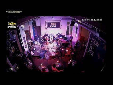 Transmisión en directo de Club de Jazz de Santiago