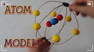 Atom Modeli 3D (Atom Model)