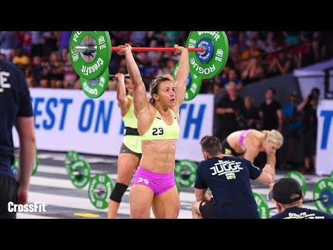 The CrossFit Games - Individual Heavy 17.5