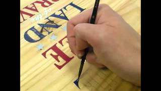 Hand-painted Wood Signs [friday Arts N' Crafts Nights--for Adults!]