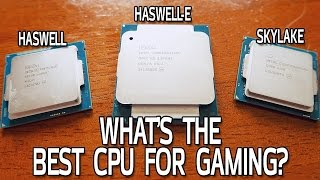 Видео обзоры Intel Core i7 4790K