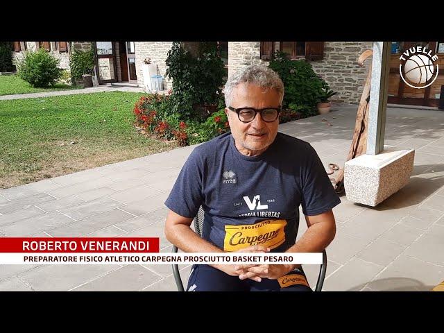 Roberto Venerandi: prime impressioni dal ritiro di Lamoli / Borgo Pace