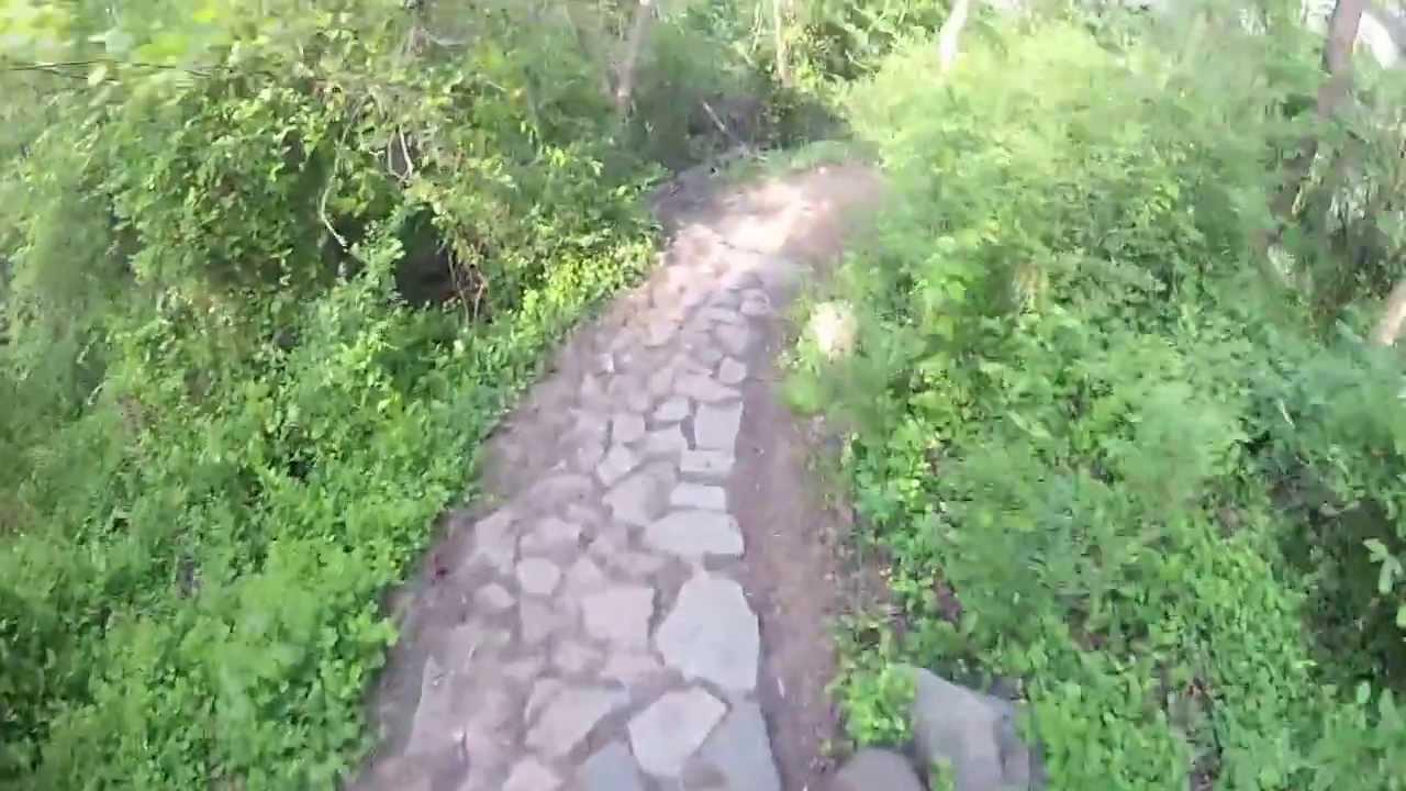 Mountain Biking North Bank Buttermilk Trails Rva Youtube