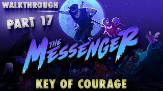 The Messenger All Music Notes #6: Key of Courage, Forlorn Temple, Demon King Boss, Corrupted Future